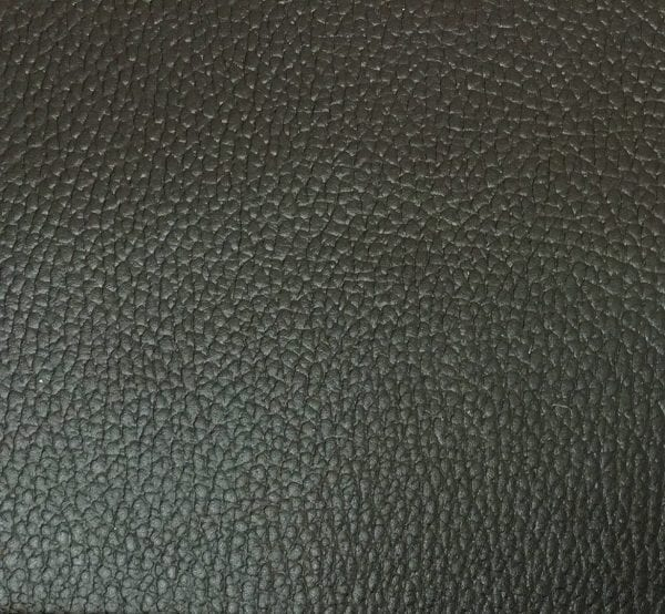 BLACK EMBOSSED Leather