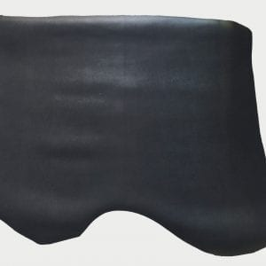 Black Hide Leather