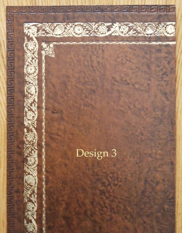 TAN design Leather Inserts