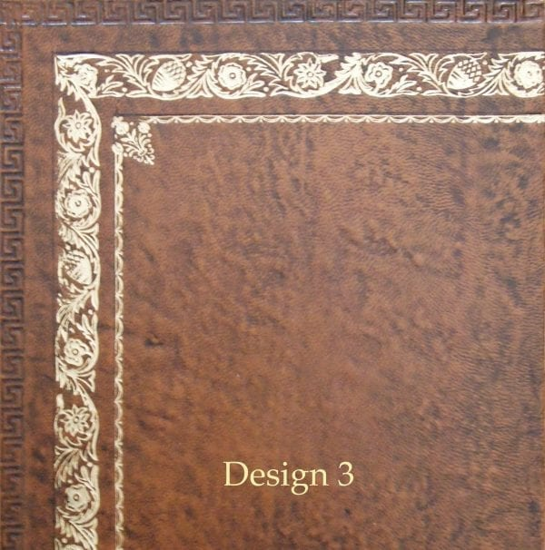 TAN design Leather Inserts