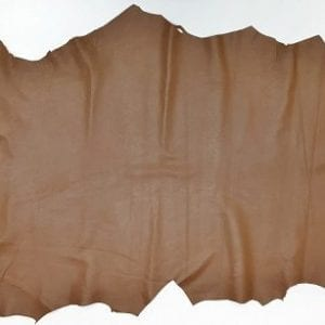 Italian Leather Nappa Fudge