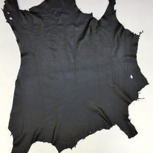 Lamb Skin Nappa Black Leather
