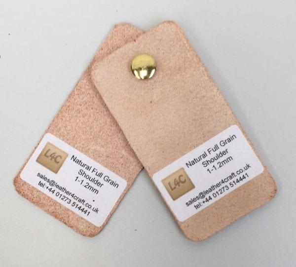 Pure Veg Tan Leather shoulder