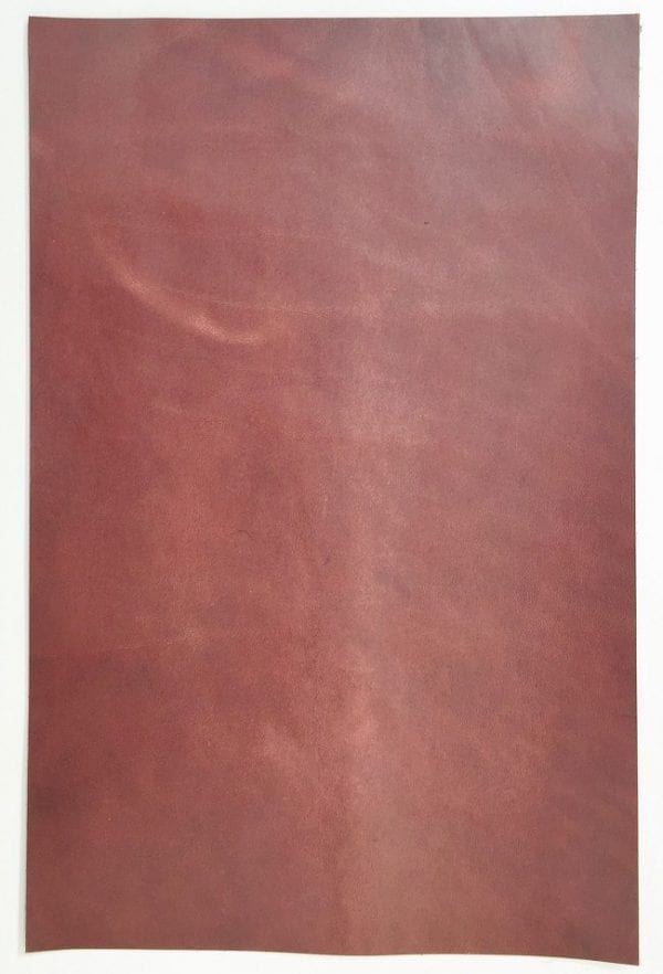 Chestnut Pull up leather
