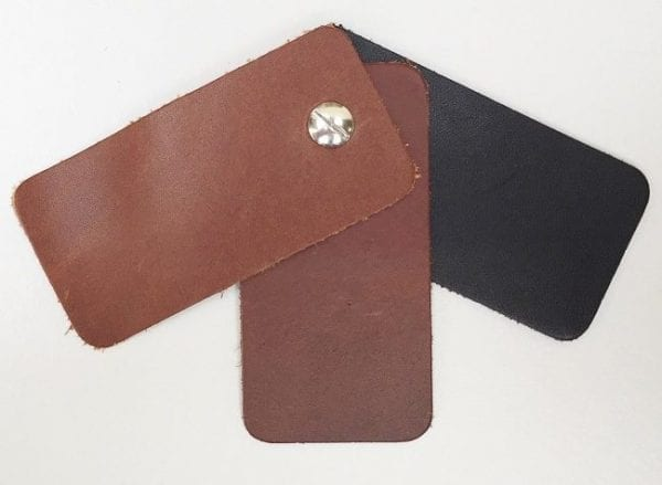 Oxford Leather Samples