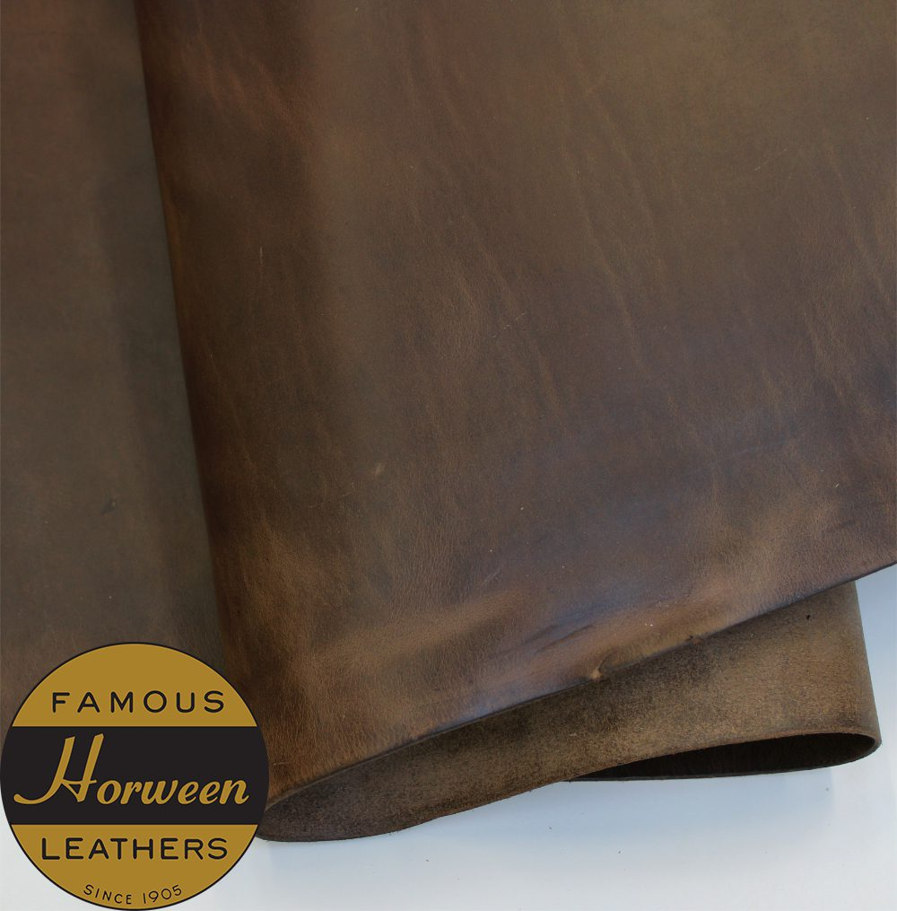 d0cd440da63 Details about Horween Chromexcel Veg Tan Leather Natural 2.0-2.2 MM Thick 1  x 210 mm x 160 mm