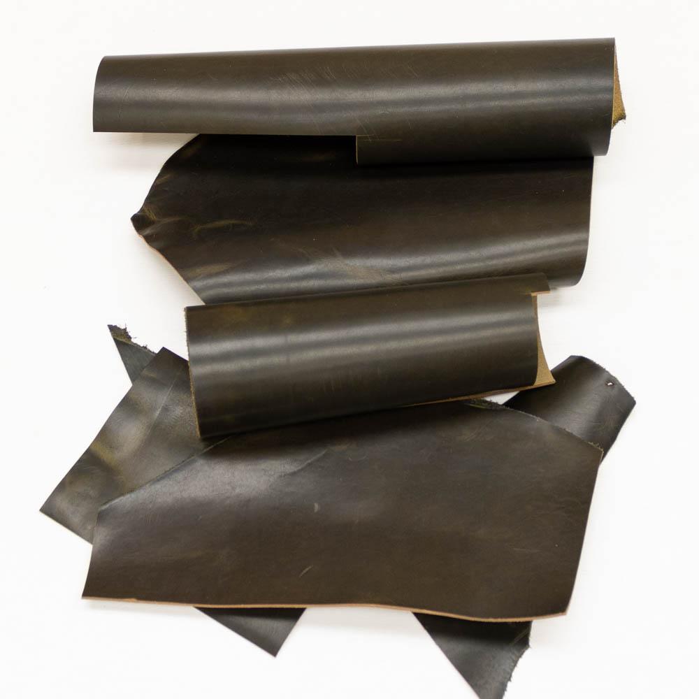 8kg Premium Leather Off Cuts
