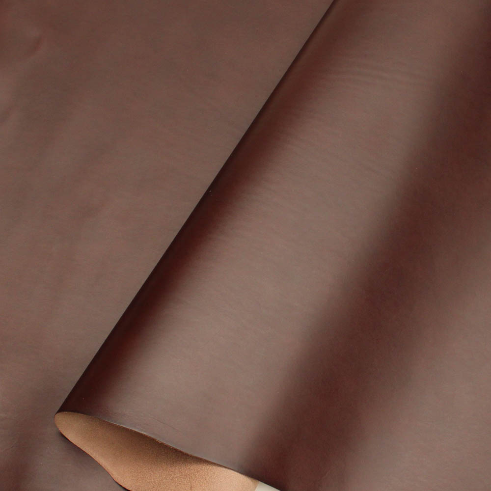 Various Panel Sizes Horween Dublin Sides Leather 2.2 mm Pure Veg Tan